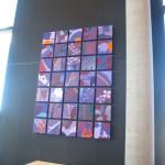 Heyerdahlskolan. Konstnärlig utsmyckning av elever. Foto: Anita Stenler