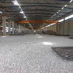 Industrigolv (Ströhårdbetong) - foto lånat från Modern Betong
