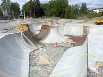 Skateboardpark Högdalen