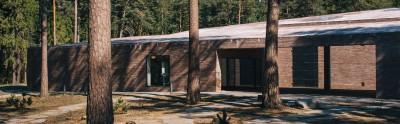 Nya Krematoriet på Skogskyrkogården