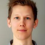2017 års NCR-pristagare Mattias Blomfors