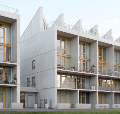 Stora Sjöfallet. Arkitekt: Joliark. Byggherre: Byggnadsfirman Viktor Hanson.